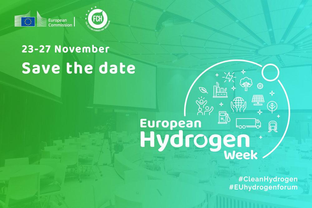 Meet Hydrogenius at the European Hydrogen Forum