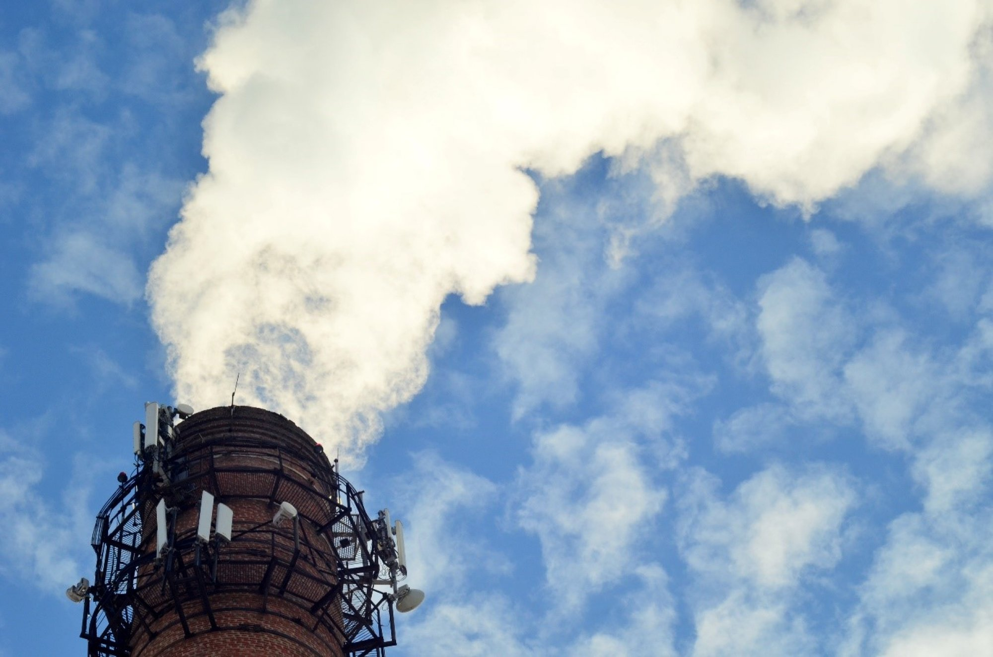 Don't waste carbon to the sky